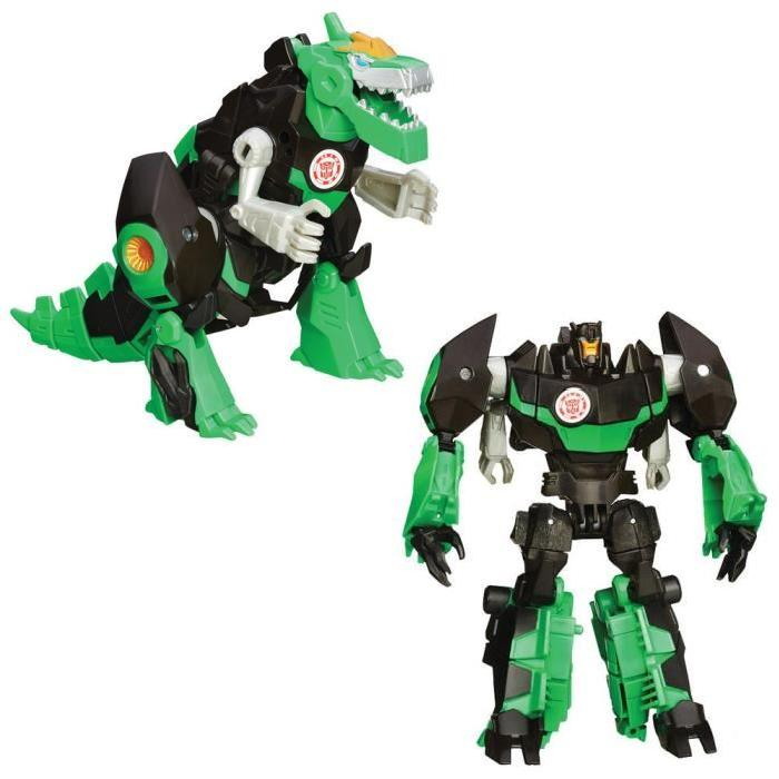 TRANSFORMERS Robot In Disguise  Deluxe Grimlock