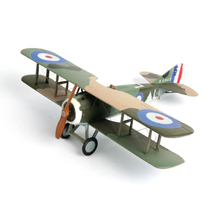 REVELL Model-Set Spad XIII C-1 - Maquette