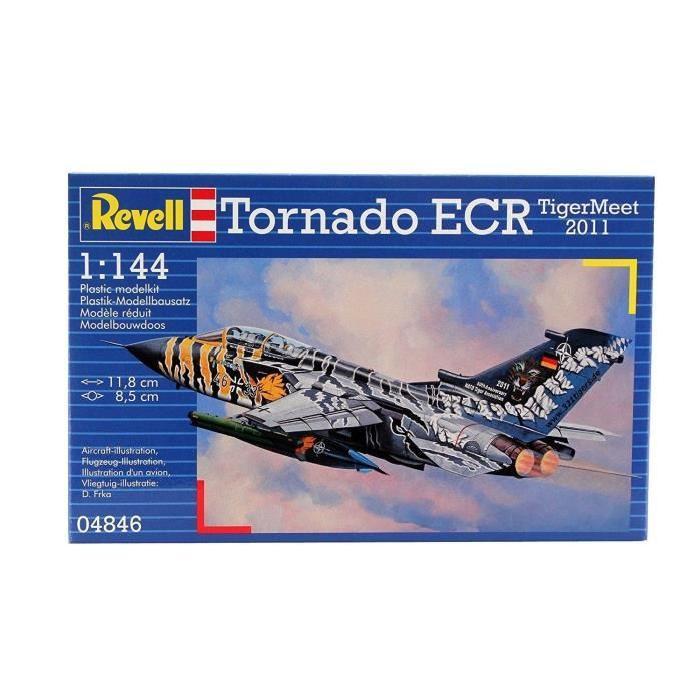 "REVELL Model-Set Tornado ECR""Tigermeet"" - Maquette"