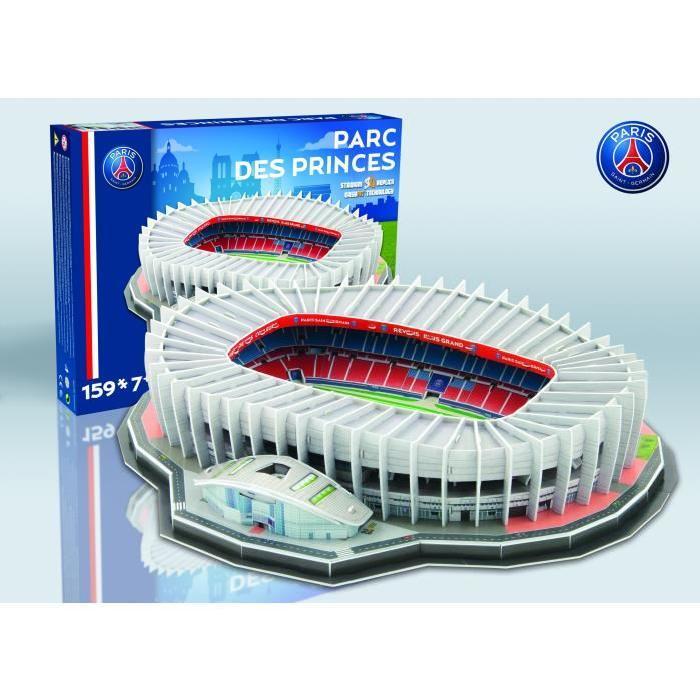 MEGABLEU Puzzle Stade 3D - Parc des Princes (PSG)