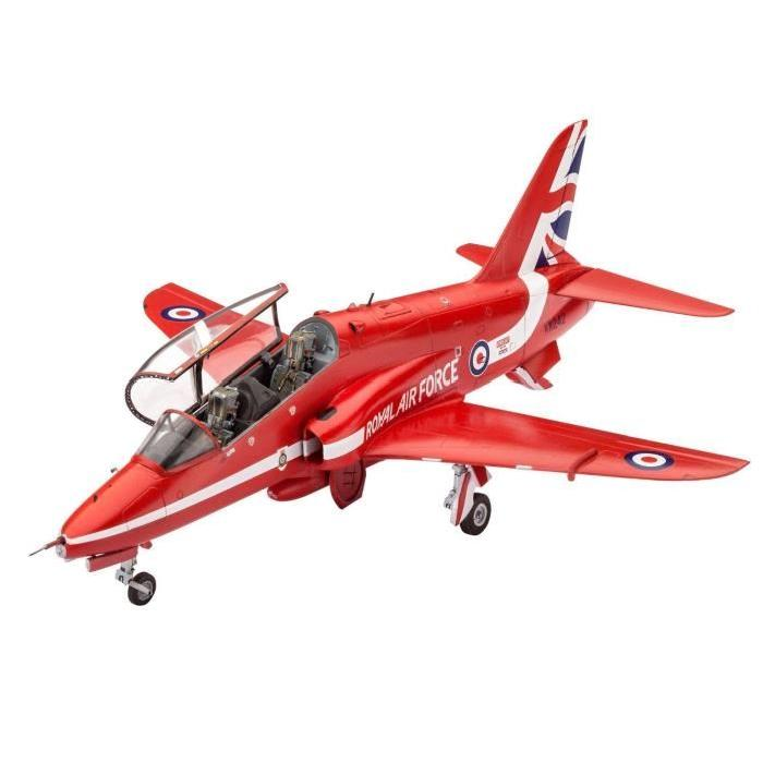 REVELL Model-Set BAe Hawk T.1 Red Arrow - Maquette