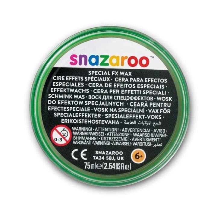 SNAZAROO Fard 75 ml spécial
