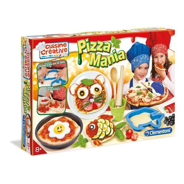 CLEMENTONI Pizza Mania Cuisine Créative