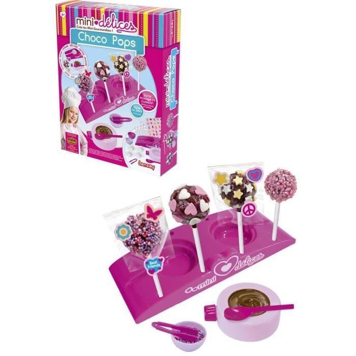 LANSAY Mini Délices - Mon Atelier Choco Pops