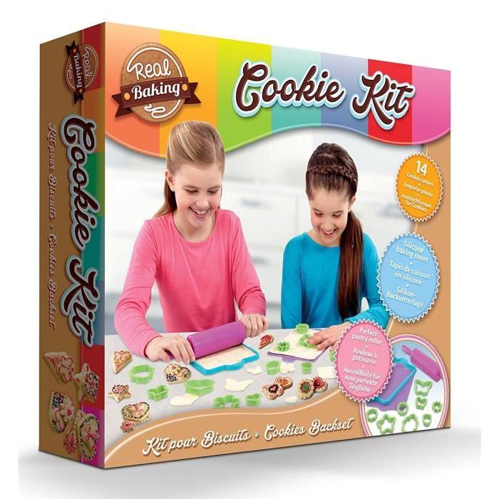 VIVID Real Baking - Cookie Kit