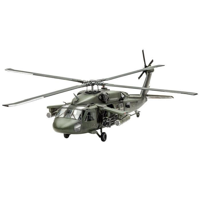 REVELL Model-Set UH-60A Transport Heli - Maquette