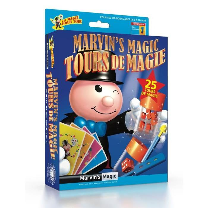 MARVIN'S MAGIC Marvins Magic - 25 Tours De Magie 1