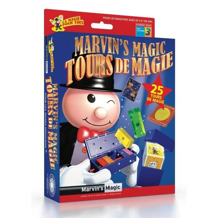 MARVIN'S MAGIC Marvins Magic - 25 Tours De Magie 3