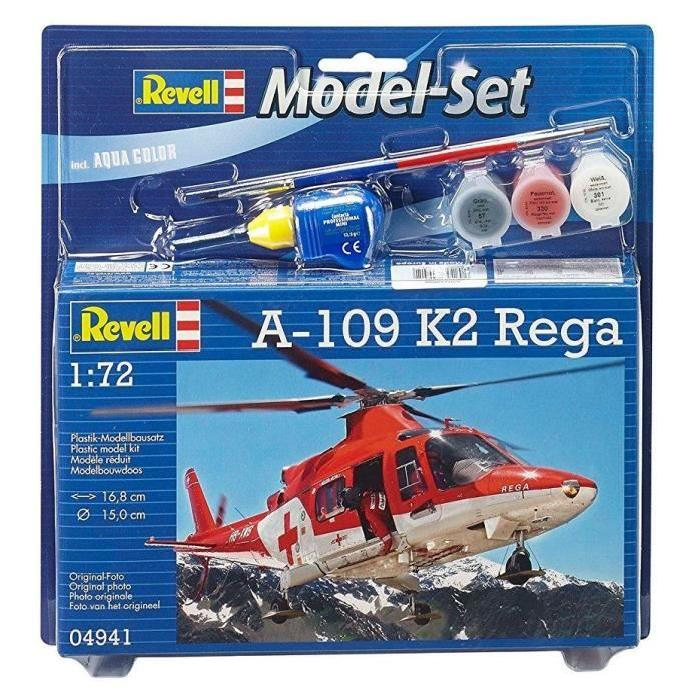 REVELL Model-Set A-109 K2 Rega - Maquette