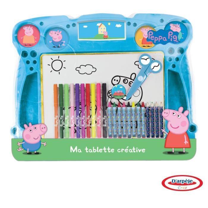 PEPPA PIG Ma Tablette Créative