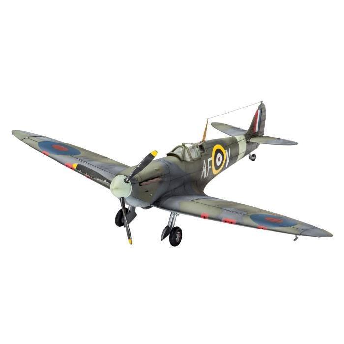 REVELL Model-Set Spitfire Mk.IIa - Maquette