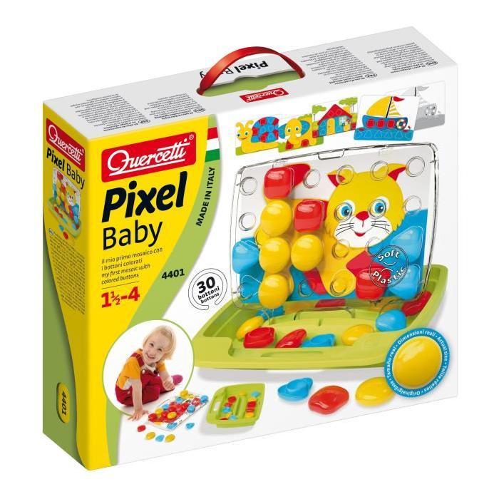 QUERCETTI Jeu de mosaiques Pixel Baby