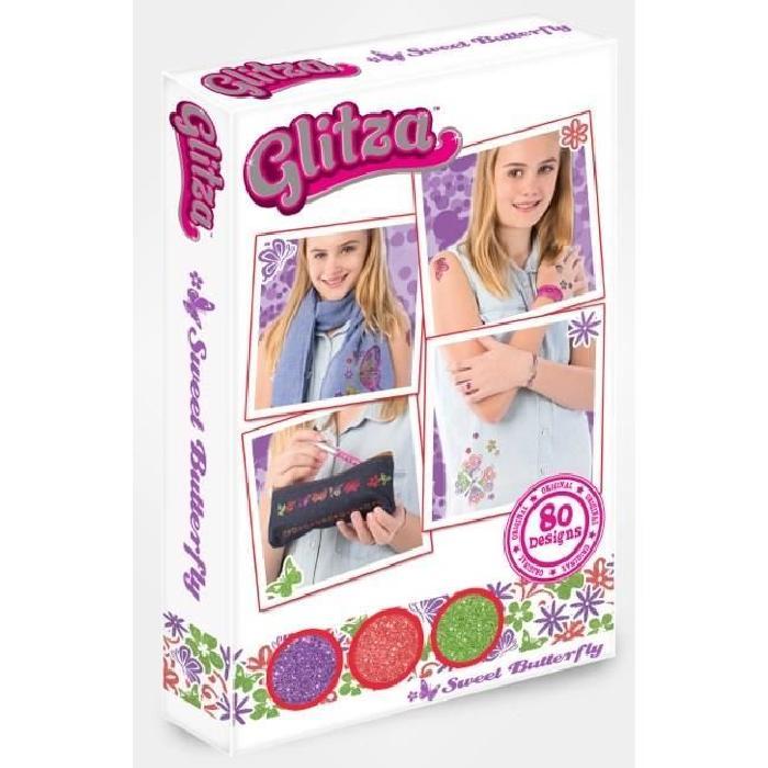 GLITZA Butterfly  80 Designs