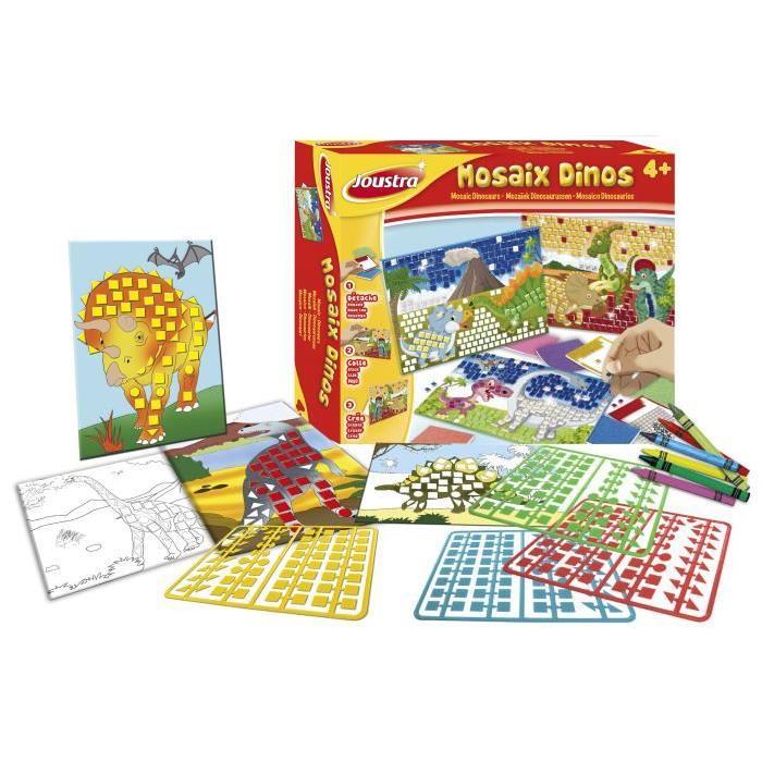 HELLER JOUSTRA Mosaix Dinosaures