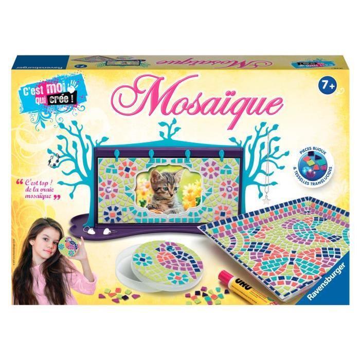 C'EST MOI QUI CRÉE Mosaique Maxi