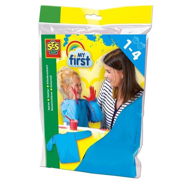 SES CREATIVE MY FIRST Tablier de peinture enfant