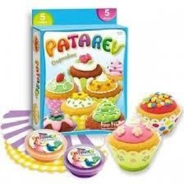 SENTOSPHERE Patarev - Blister Cupcakes