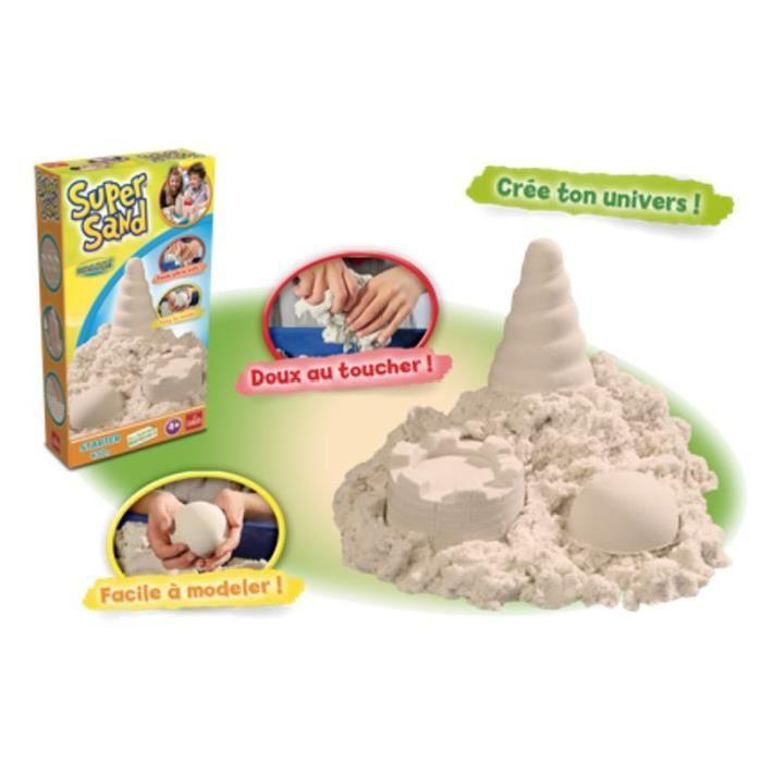 GOLIATH Kit de Loisirs créatifs Super Sand Starter