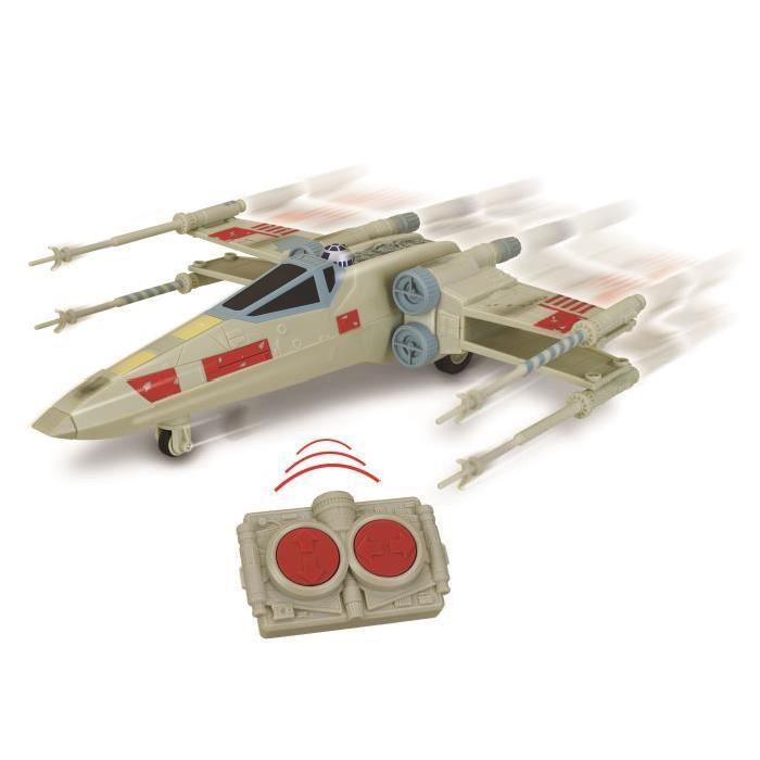 STAR WARS Classic X-Wing Radiocommandé de 25 cm - Disney
