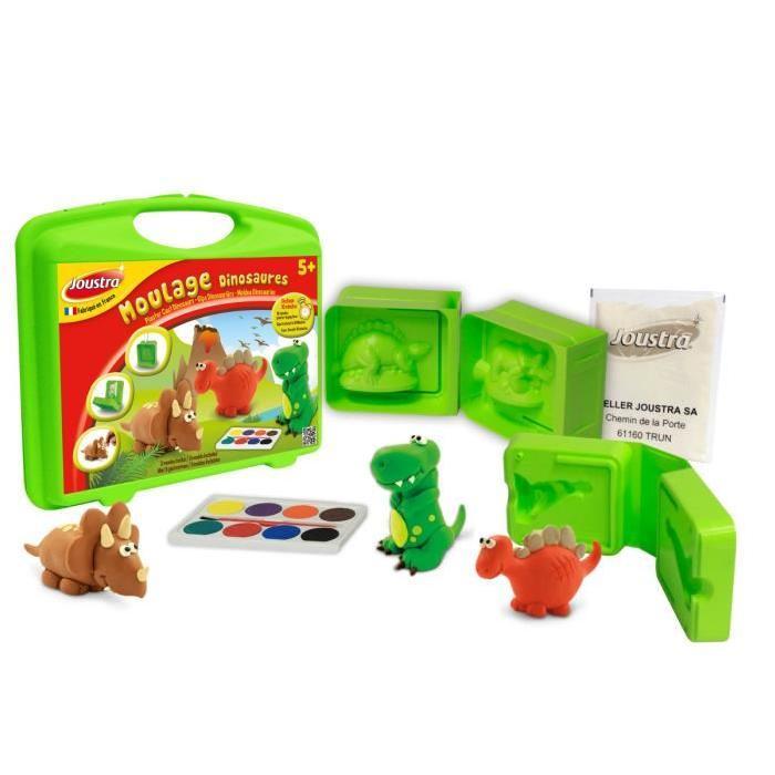 HELLER JOUSTRA Moulage Dinosaures Petit Modele