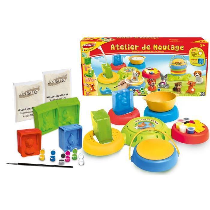 HELLER JOUSTRA Atelier De Moulage