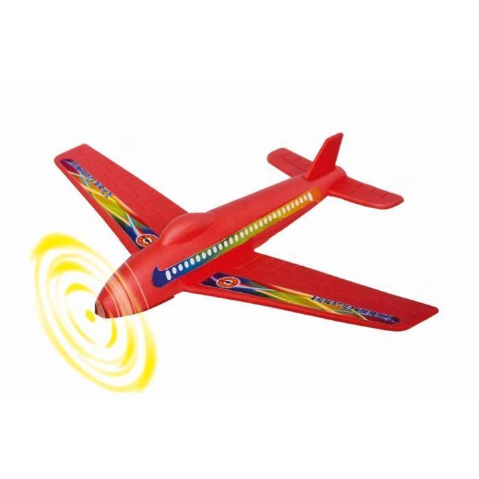 GUNTHER Avion Turboglider a démarreur rapide