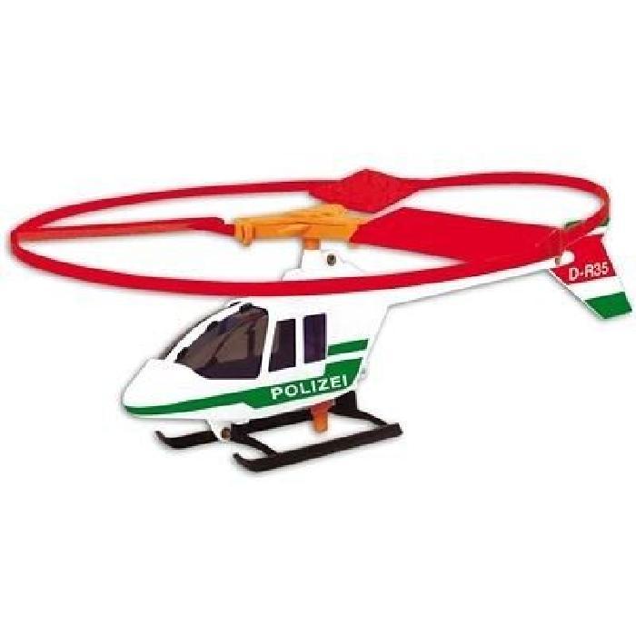 GUNTHER Hélicoptere Police a vol libre