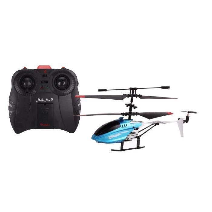 MODELCO Hélicoptere radiocommandé Platinium 250