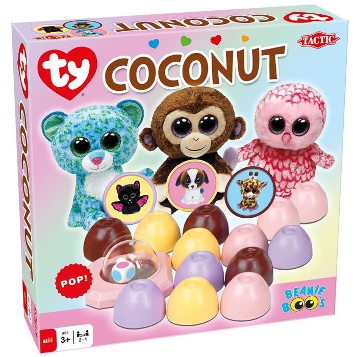 Ty Beanie BoosCoconut Party
