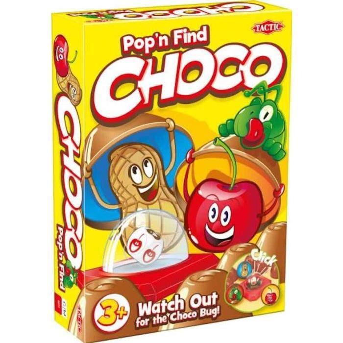 Pop'n find Choco