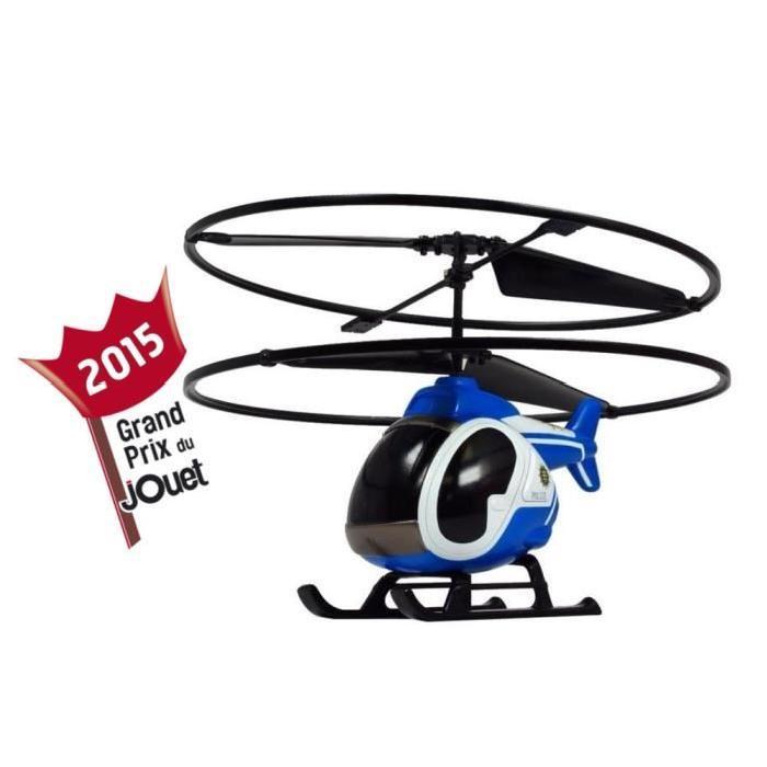 OUAPS Mon Premier Hélicoptere Télécommandé - Bleue