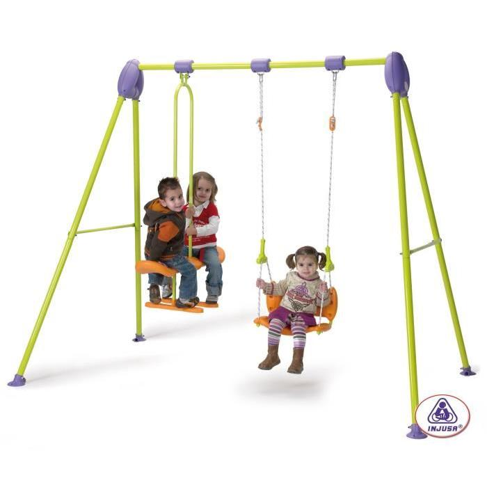 BALANCOIRE / PORTIQUE - INJUSA Portique Swing