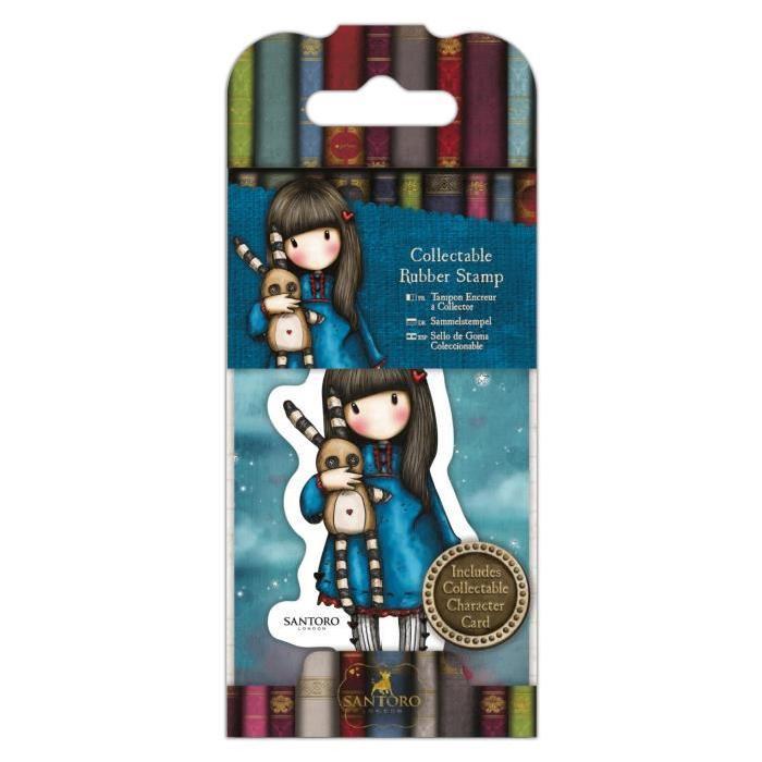 SANTORO Mini tampon cling Gorjuss - Toadstool - N°28