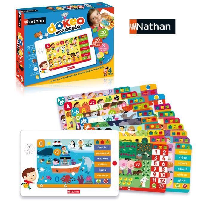 NATHAN Dokeo Ecole