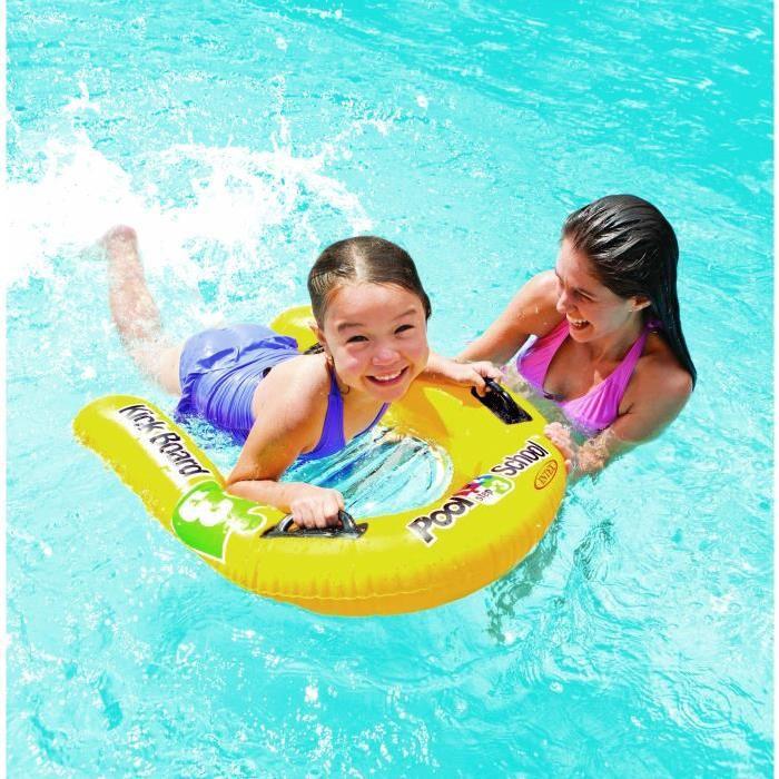 INTEX Planche d'apprentissage de natation enfant