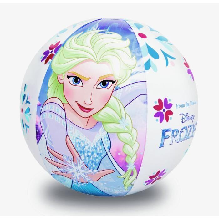 LA REINE DES NEIGES Ballon 51cm - Jeux de Piscine