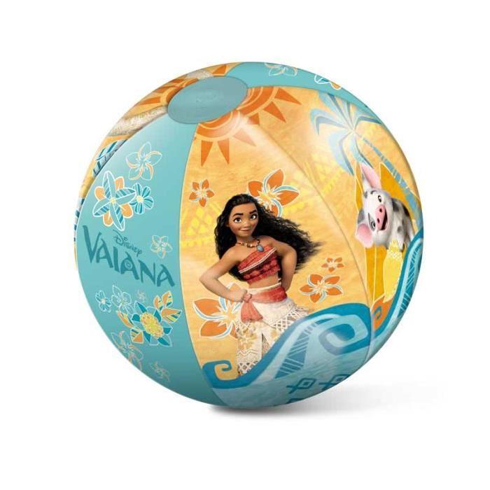BEACH BALL Ballon gonflable Vaiana