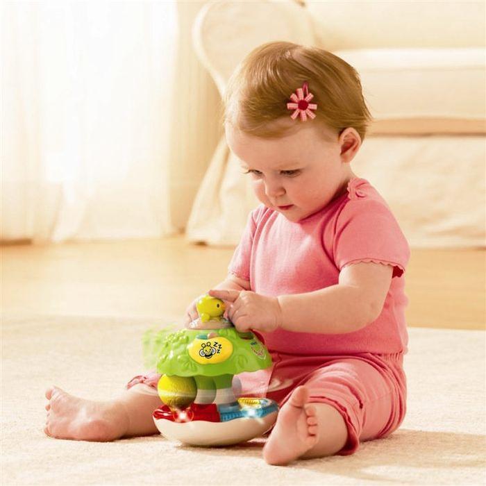 Basculo Cui-Cui VTECH Baby