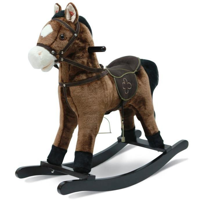 BAYER CHIC Cheval a Bascule Sonore - Joe
