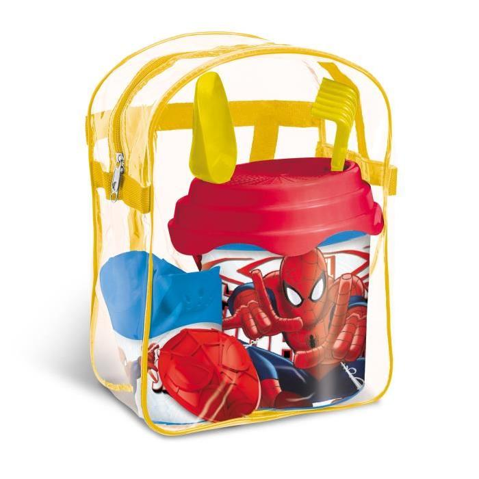 SET SAC a DOS The Ultimate Spider-Man