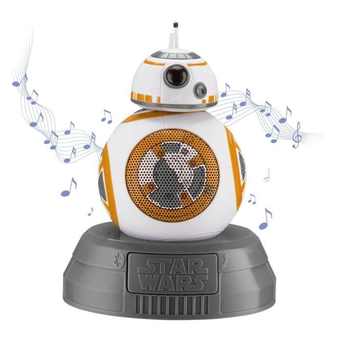 STAR WARS Enceinte Bluetooth BB8