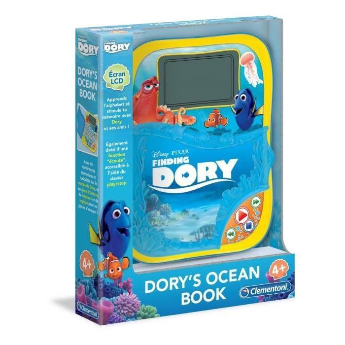 DORY Tablette - Coffret des souvenirs Clementoni