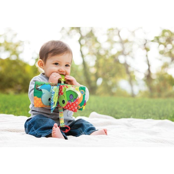 INFANTINO Livre tissu