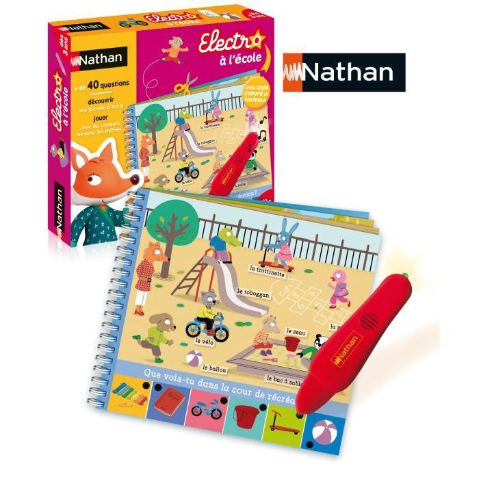 Nathan Livre Electronique Electro A L Ecole
