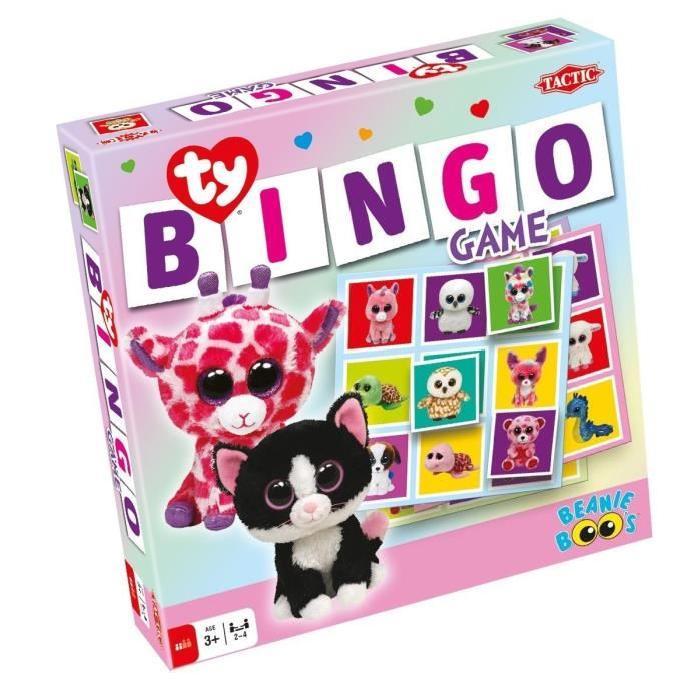 Ty beanie boos Bingo
