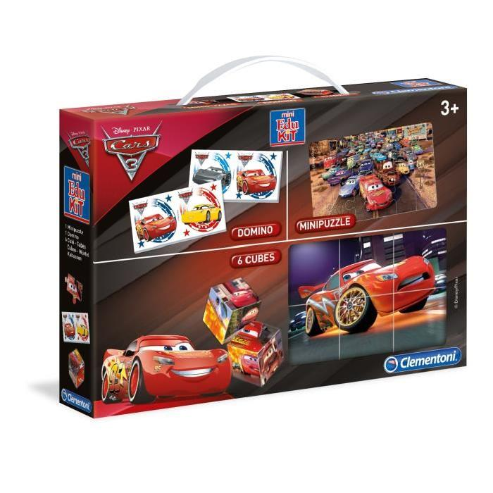 CARS 3 Mini Edukit Clementoni