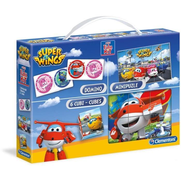 SUPER WINGS Mini Edukit Clementoni