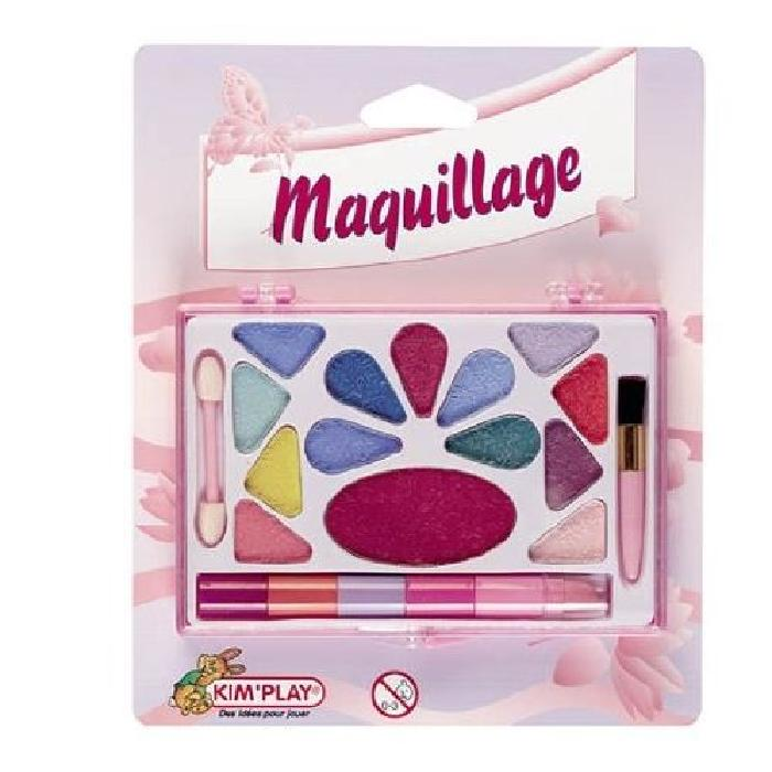 KIMPLAY Maquillage pour enfant grand modele