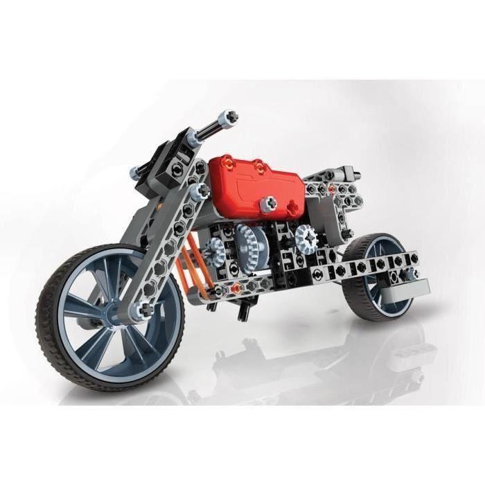 CLEMENTONI Atelier Mécanique Roadster & Dragster