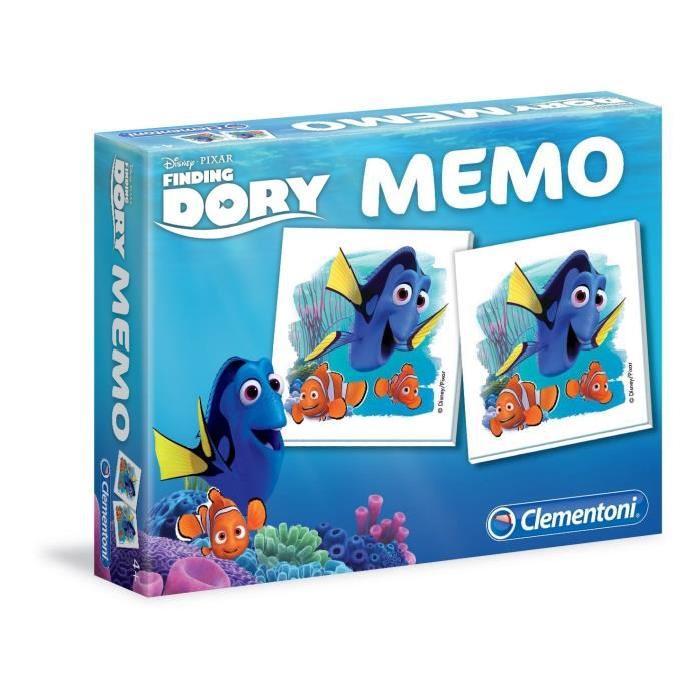 DORY Memo Clementoni